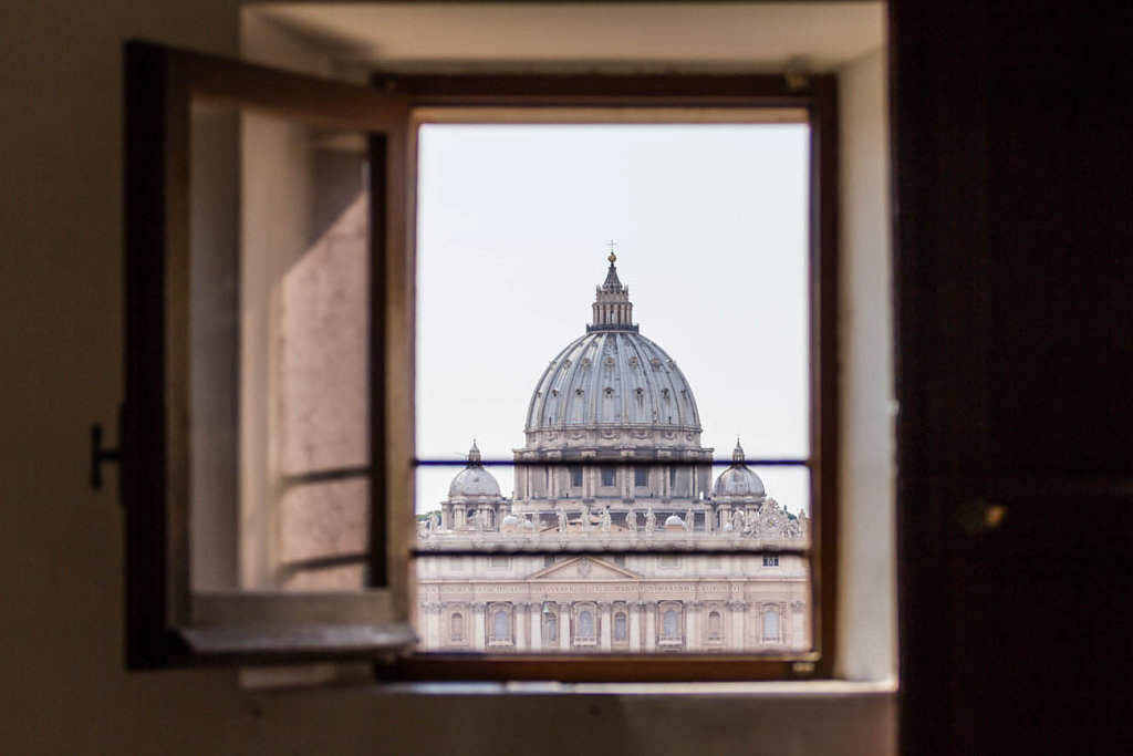 Window to the Vatican